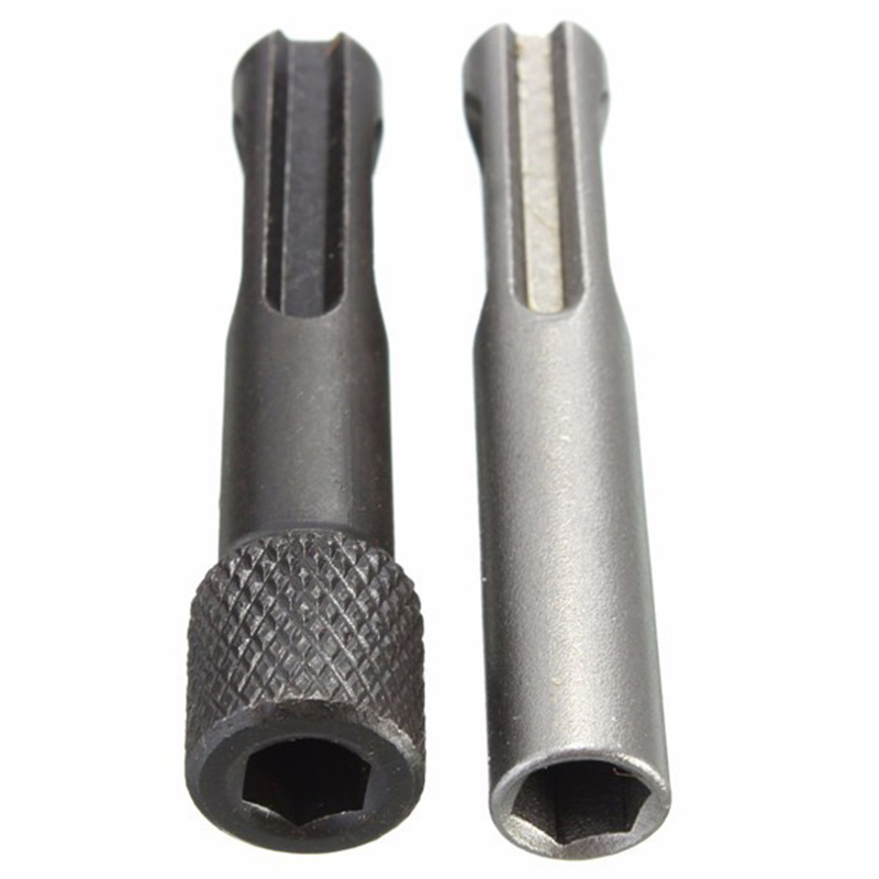 2 PCS Hex Shank Tournevis Titulaire Drill Bit Adapter 1/4 - Foret - Photo 3