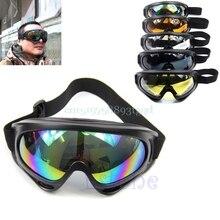Новая мотоциклетная обувь Лыжная сноуборде пыле глаз Очки Солнцезащитные очки для женщин объектив Рамки очки 5 Цвета # T518 #