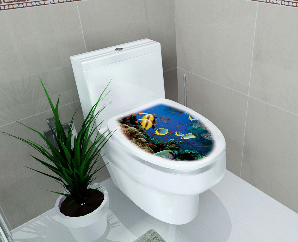 HTB1nPZdOpXXXXaXXXXXq6xXFXXXj - Multi-style Bathroom Stickers On The Toilet Muurstickers Home Decor Waterproof Painting Wall Decal Pegatinas De Pared