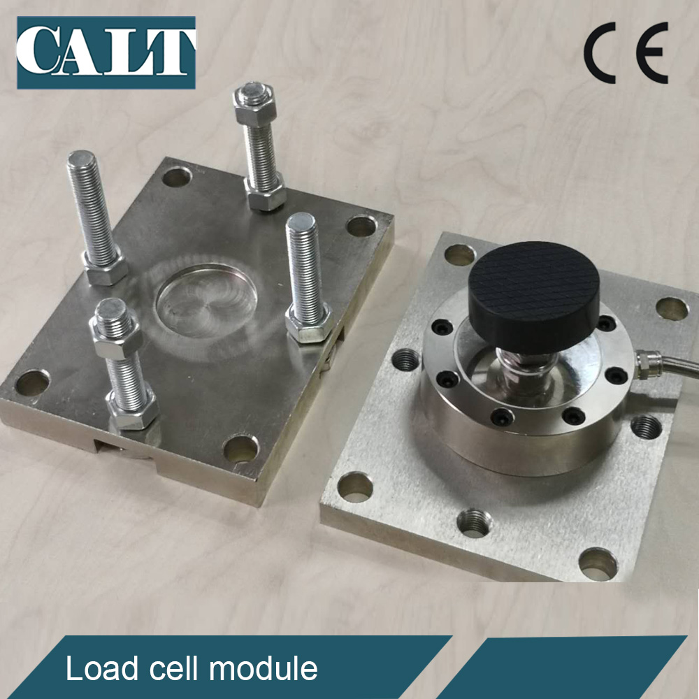 все цены на DYMK-002 Spoke load cell module 0-1t 2 5 T ton Load measuring pressure module sensor for Silo scale Tank Reactor One Set онлайн