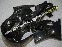 Free Shipping All Black Fairing Kit For Kawasaki ZXR250R 90 98 ZXR250 ZXR 250R Ninja ZXR