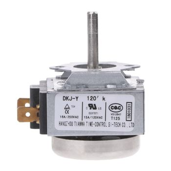 DKJ-Y 120 Minutes 15A Delay Timer Switch For Electric Pressure Oven