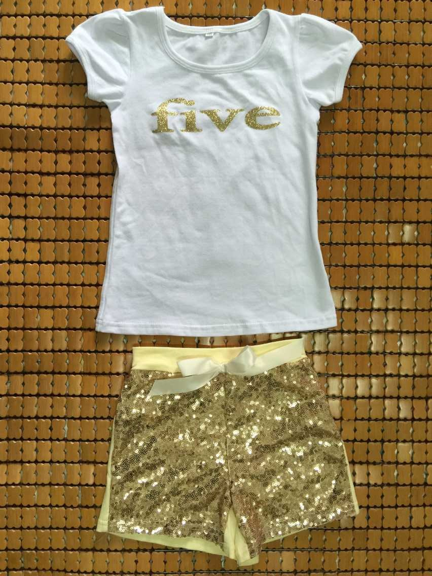763ef19b053424 Gold Glitter shirt