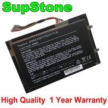 SupStone New 63Wh 8P6X6 P06T PT6V8 T7YJR Laptop Battery For Dell Alienware M11x M14x R1 R2 R3 08P6X6 KR 08P6X6 battery free ship