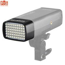 Godox Открытый Вспышка портативный карманный свет вспышки аксессуары AD200 посвященный 60 шт. Светодиодная лампа держатель AD-L