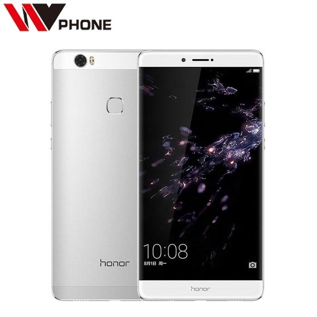 "Original Huawei Honor Note 8 4G LTE Mobile Phone Kirin 955 Octa Core 6.6"" 2K 2560X1440 4G RAM 32G ROM 13.0MP+8.0MP"
