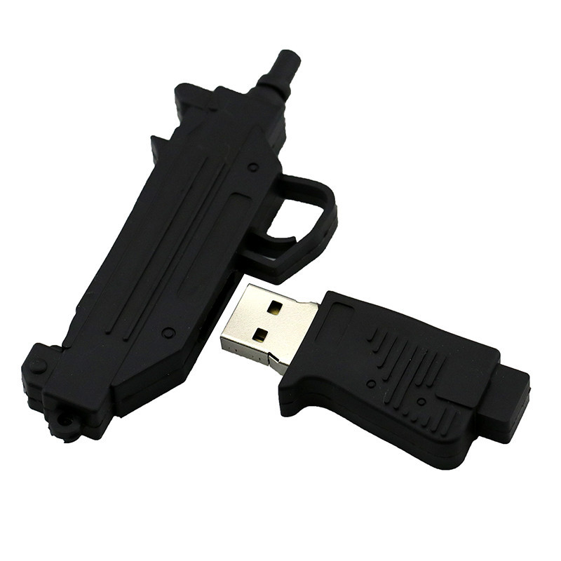 Civetman® Pen Drive Gun USB Flash Drive 4GB 8GB 16GB 32GB 64GB USB