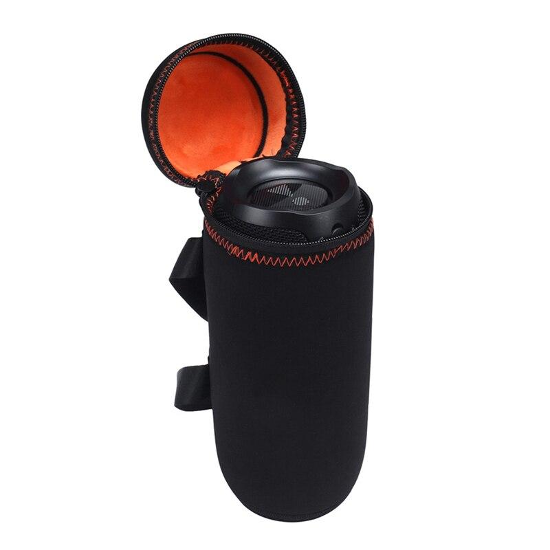 MASiKEN Soft Carry Case Bag Hand Strap For JBL Pulse 3 Pulse3 Portable Bluetooth Speaker /Charger Handbag Pouch Cover Storage