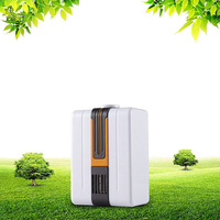 Negative Ionize Air Purifier Portable Durable Quiet Ionizer With Night Light Remove Formaldehyde Smoke Dust Home