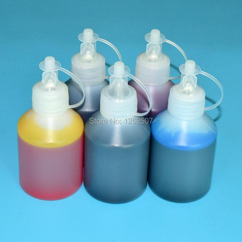 BOMA-TEAM PGI-470 CLI-471 470 471 Pigment +Dye Refill Ink For Canon PIXMA MG6840 MG5740 TS9040 TS8040 TS5040 TS6040 Printers