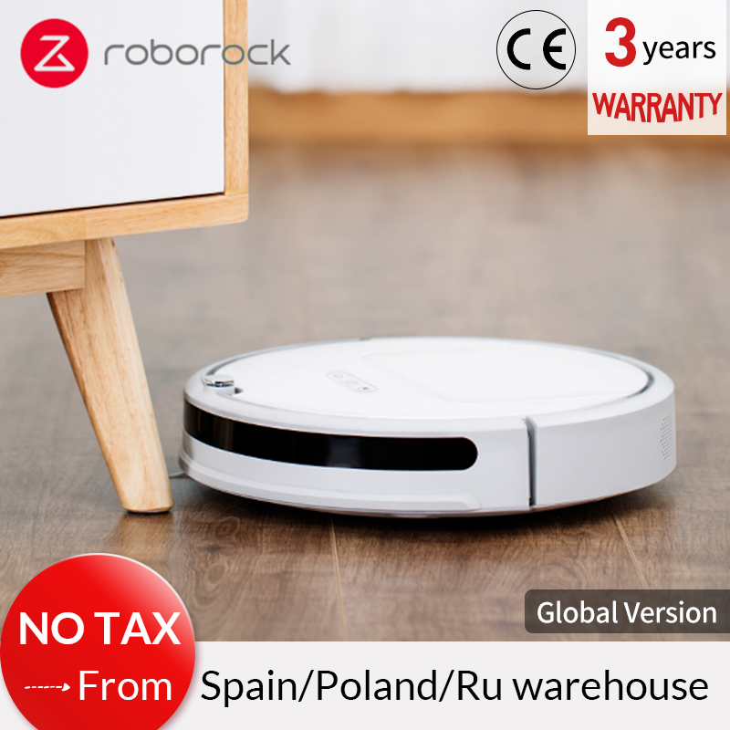 Roborock Robot Xiaomi Vacuum Cleaner 3 Xiaowa Lite for Home Automatic Smart Sweeping Mi Robotic Cleaning