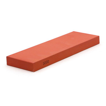 Aluminum oxide sharpening stone  household grindstone grit 3000 for carving knives kitchen tool YS040