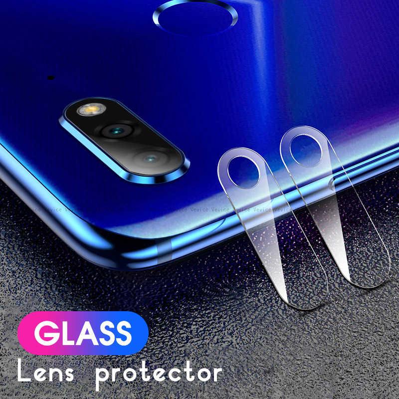 Kamera Lensa Kaca Tempered untuk Huawei Kehormatan 7A 7C Pro 8X 8C 10 Lite P Smart 2019 P30 P20 Pro mate 20 10 Lite Y5 Y6 Y7 Prime 2018