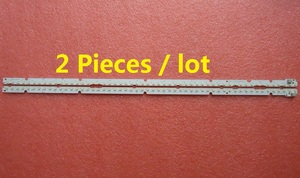 Image 2 - 2 adet/grup LED şerit E329419 K4475CS K4476CS LK400D3LB23 54LED 447 MM