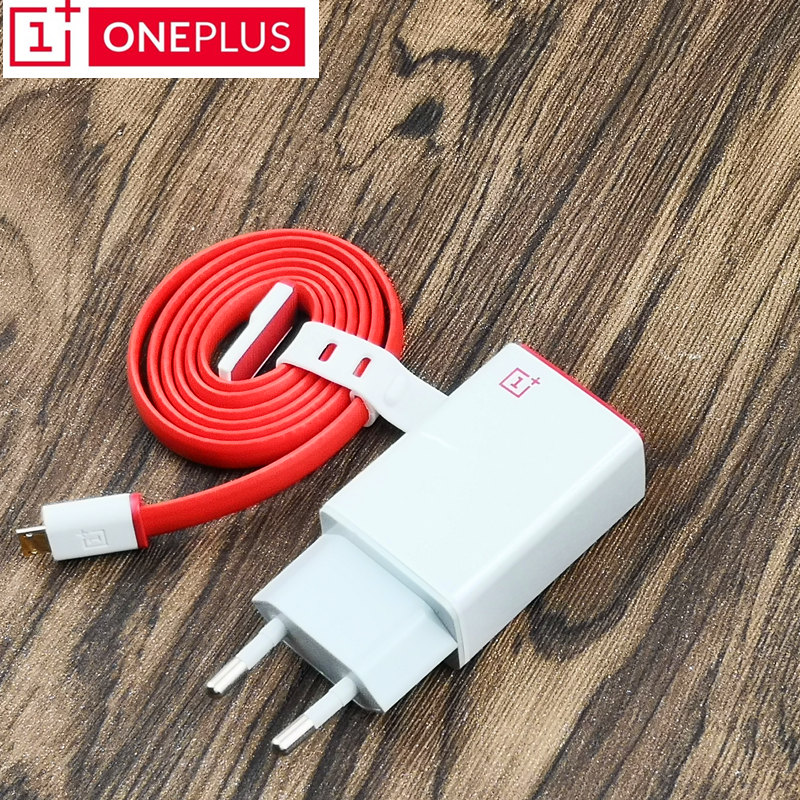 OnePlus One Charger Original One plus 1 X Smartphone 5V/2A Usb wall Adapter Genuine Micro usb Data cable for huawei xiaomi