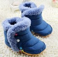 Winter baby shoes girls boys shoes warm cotton baby girl shoes infant baby boy shoes baby snow boots