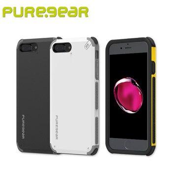 Puregear D'origine DualTech Anti Choc Absorbant Double-Couche pour iPhone 8/7 Plus 5.5
