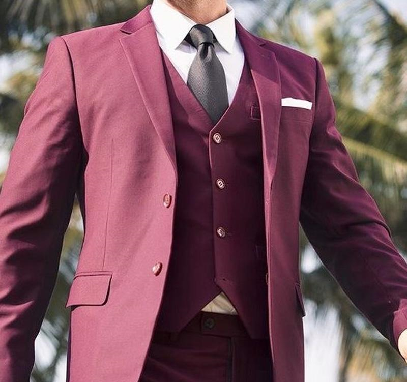 2018-burgundy-wedding-men-suits-notched-lapel (1)
