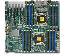 OEM X10DRi-T4 + 40 Gigabit Ethernet E5 Dual 2011-pin C612DDR4 Server Motherboard Ipmi