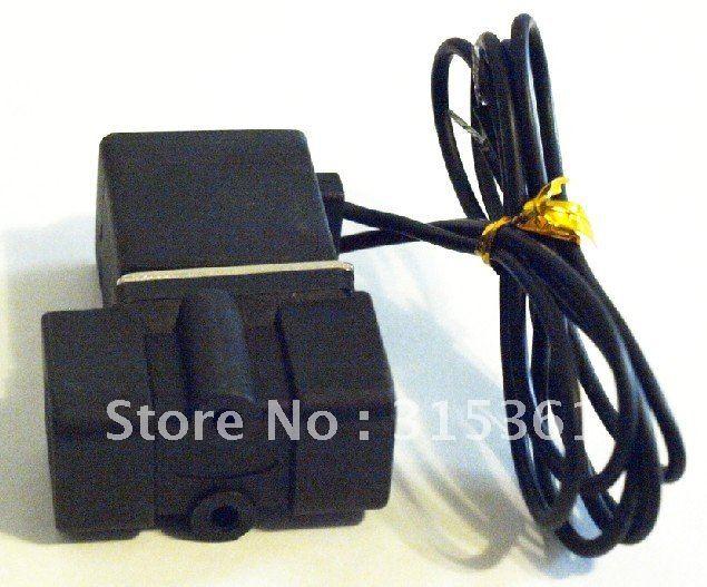 10 шт. 1/4 ''Размер пластик AC220V электромагнитный клапан Модель 2P025-08