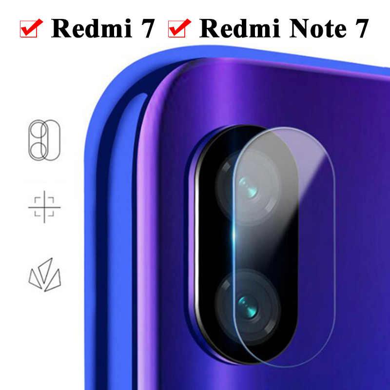กล้องสำหรับ xiaomi redmi note7 หมายเหตุ 7 ป้องกัน xao mi สีแดง mi 7 7 หมายเหตุ xao mi res mi re mi mi 7 glas Camre