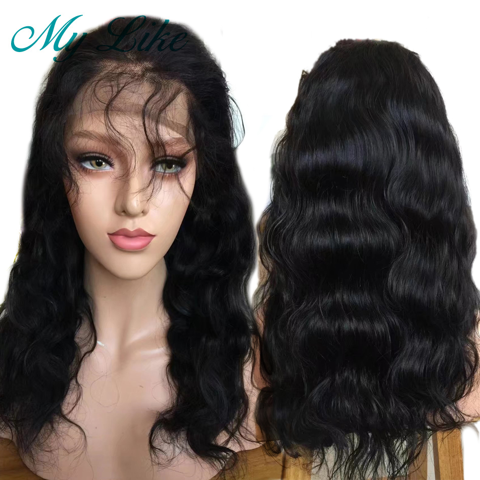 Devoted Beaudiva Hair 130% Density Short Wig Brazilian Ocean Wave Human Hair Wigs For Women Natural Black Remy Human Hair Free Shipping Human Hair Lace Wigs