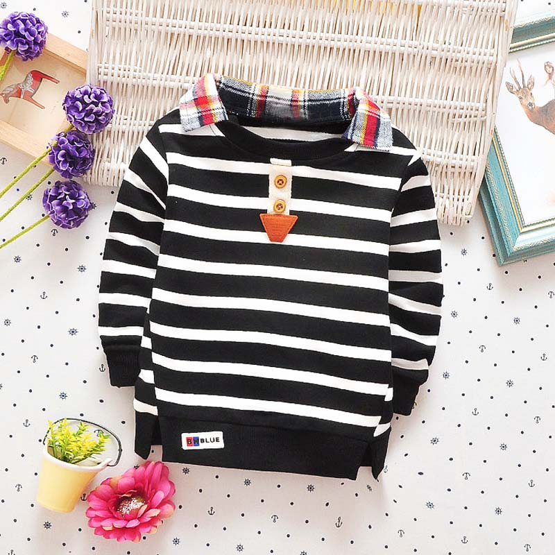 Autumn-Spring-Casual-Baby-Babi-Children-Clothing-Boys-Infants-Striped-Cotton-Long-Sleeve-T-shirt-Tops-Tee-S1034-2