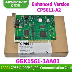 Image 1 - Amsamotion CP5611 A2 Scheda di Comunicazione 6GK1561 1AA01 Profibus 6GK15611AA01 DP CP5611 Adatto Siemens Profibus/MPI Scheda PCI