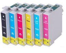 1 satz Tintenpatrone T0821-T0826 T0822 T0823 T0824 T0825 Für epson photo t50 r290 r390 rx590 rx610 rx690 tx650 tx700w TX800FW