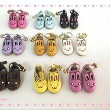 Обувь для кукол blyth 2,8 см кролик