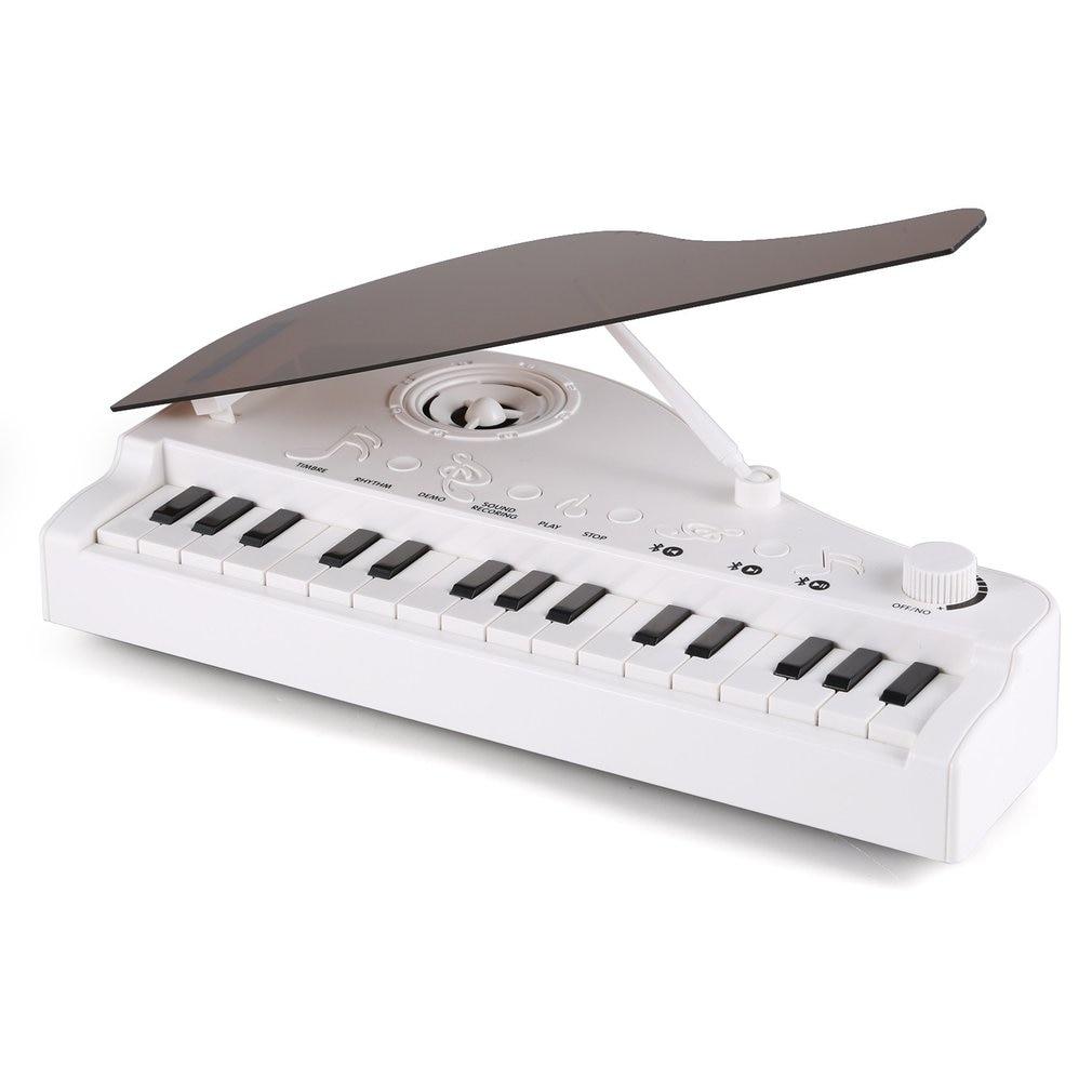 Hot 18 touches clavier Piano jouet pour enfants cadeau d'anniversaire Instruments de musique jouet électronique Piano avec voix HD forte Runtime - 2