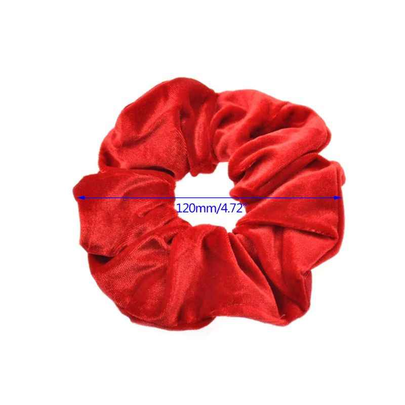Лента для волос Шелковый бархат мягкий эластичный женский головной убор для девочек широкая повязка на голову конский хвост модные плетеные инструменты для волос в форме цветочной волны