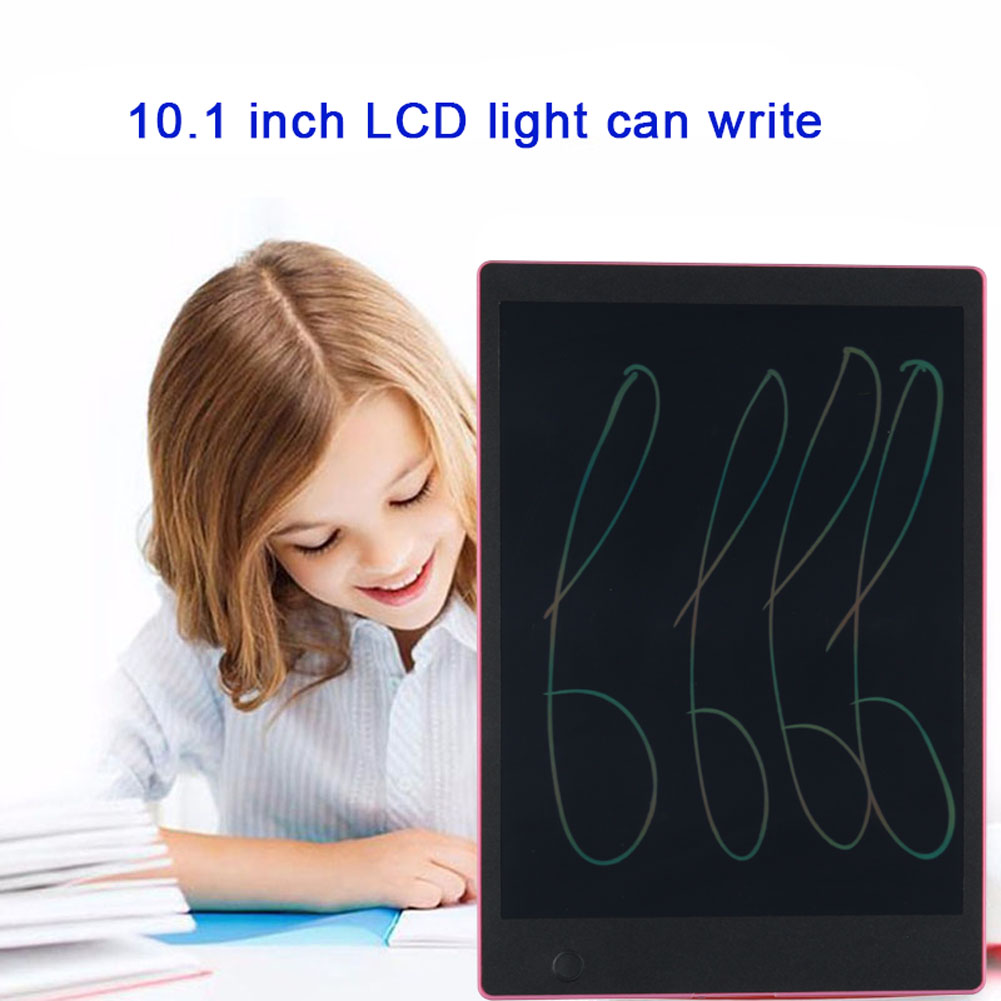 10.1 Inch Portable LCD Handwriting Board with Pen Electronic Writing Pad Drawing Pad XXM8
