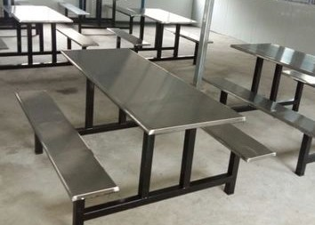 The new special student canteen table four six eight bit piece the new special student canteen table four six eight bit piece dinette outdoor snack bar watchthetrailerfo