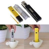 2016 Portable Pocket Pen Type PH Meter Analyzer LCD Digital PH Tester With TDSTester Water Analysis