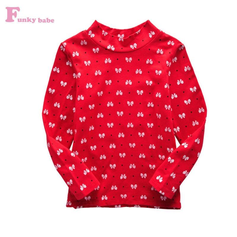 Funky Babe Made In China Clothing Junior Girls Tee Shirt High