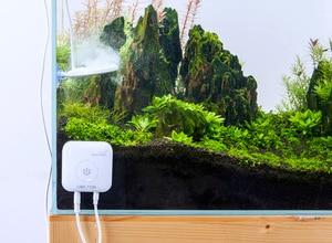 Image 4 - Bluetooth smart Chihiros Doctor twinstar 3rd generation Algae remove electronic inhibit green aquarium fish water plant tank