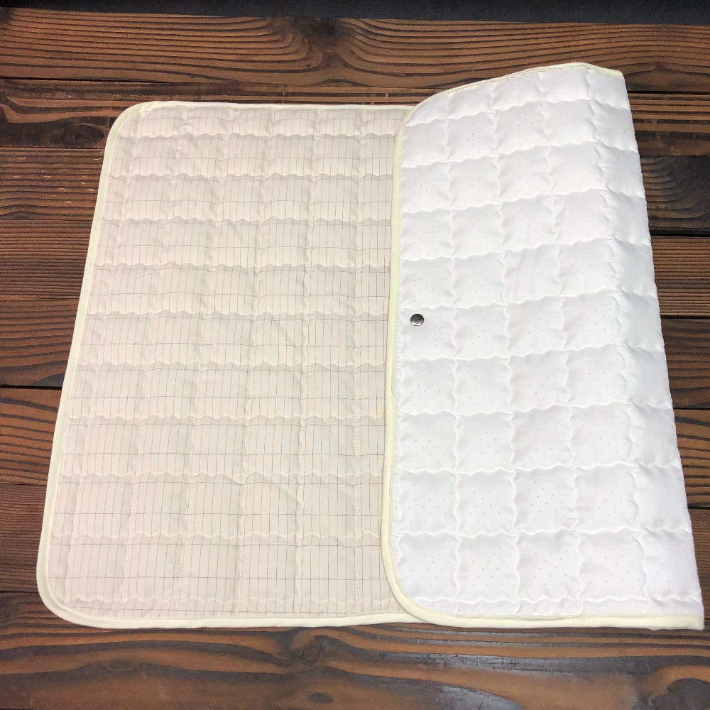 Grounding sheet throw pad seat pad EMF protection conductive mat 50*70cm HOT SALE 3