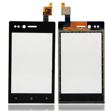 Super Deals 10pcs/lot Original New Touch Screen For Sony Xperia Miro ST23 ST23i ST23a High Quality Touch Digitizer Free Shipping