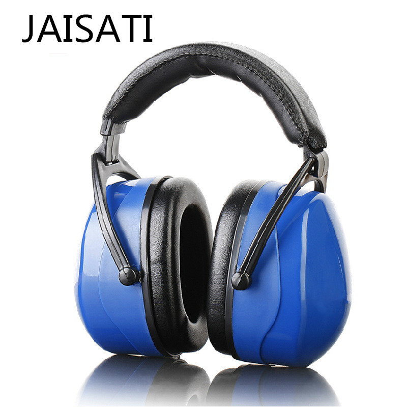 JAISATI Soundproof Earmuffs Noise Abatement Study Sleep Anti-noise Ears Shooting Earmuffs Labor Safety Protection Instruments earmuffs baby banz