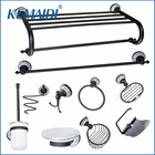 KEMAIDI Bathroom Toilet Brush Holder,Hair Dryer Holder,Oil Rubbed Bronze,Towel Rack,Towel Ring,Paper Holder Bathroom Accessories