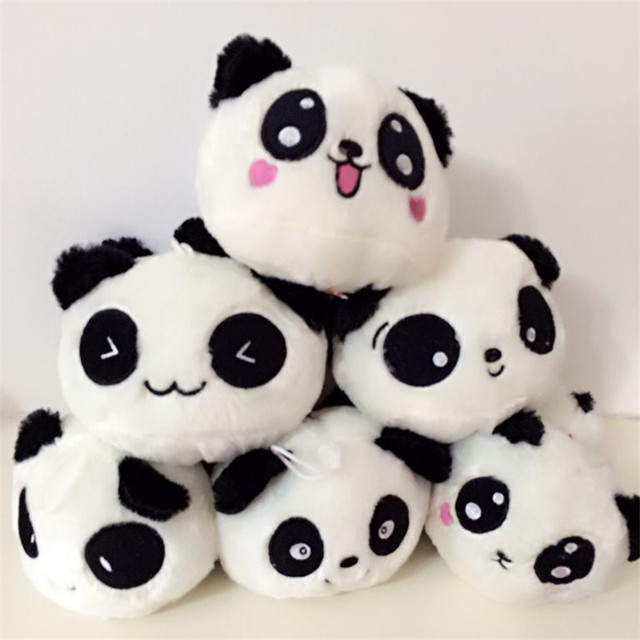 Плюшевая игрушка панда 20 см