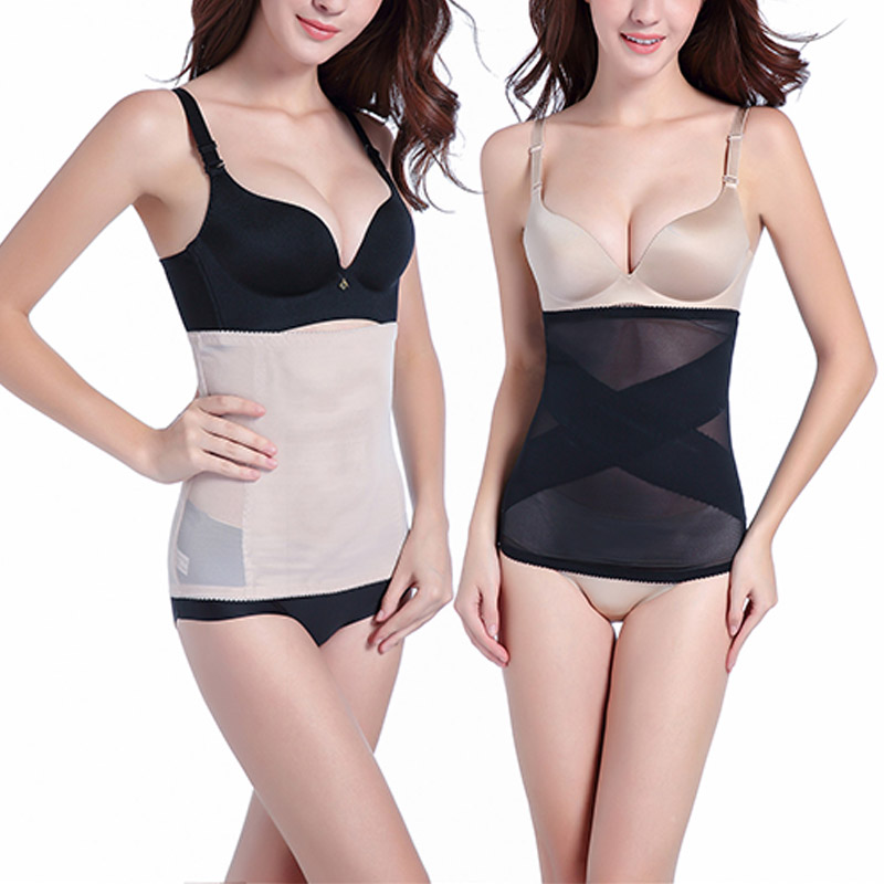 Shapewear Corset Waist Postpartum Recovery Fashion bellyband Tummy Girdle Control 1PC Body Shaper ultra-thin Women Slimming