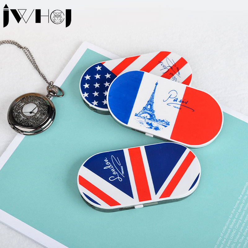 1 Pcs 12M Creative National Flag Correction Tape Material Escolar Stationery Office School Supplies Papelaria Gift Free Shipping