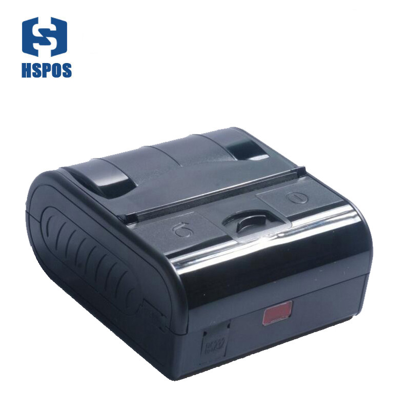 Thermal Waterproof Printer 80 Mm Android Small Bluetooth Receipt Printer MPT3 Portable RS232 USB Interface
