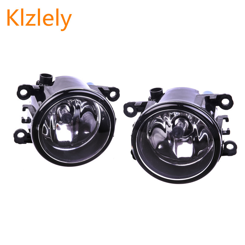 For Mitsubishi L200 OUTLANDER 2 PAJERO 4 Grandis 2003-2015 Fog Lights lamps Halogen car styling 1SET