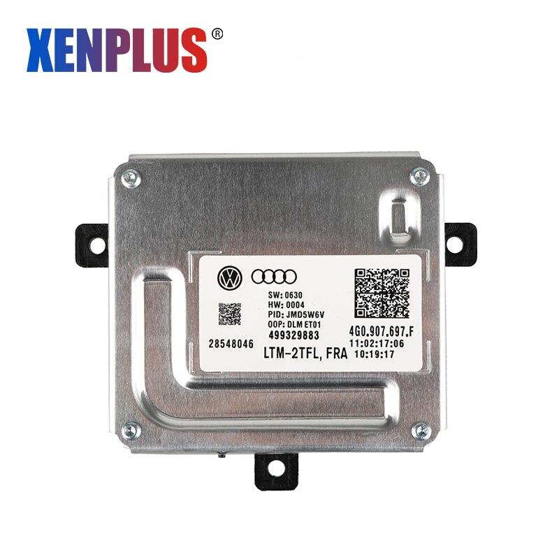 Xenplus 1pcs 4G0907697F 100% NEW OEM Xenon HID Headlight Ballast 4G0.907.697.FXenplus 1pcs 4G0907697F 100% NEW OEM Xenon HID Headlight Ballast 4G0.907.697.F