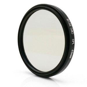 Image 4 - RISE (UK) filtro UV Camera e un Filtro Polarizzatore e ND Filter 49 millimetri/52 millimetri/55 millimetri/58 /62/67 MILLIMETRI Filtro per Sony Nikon Camera