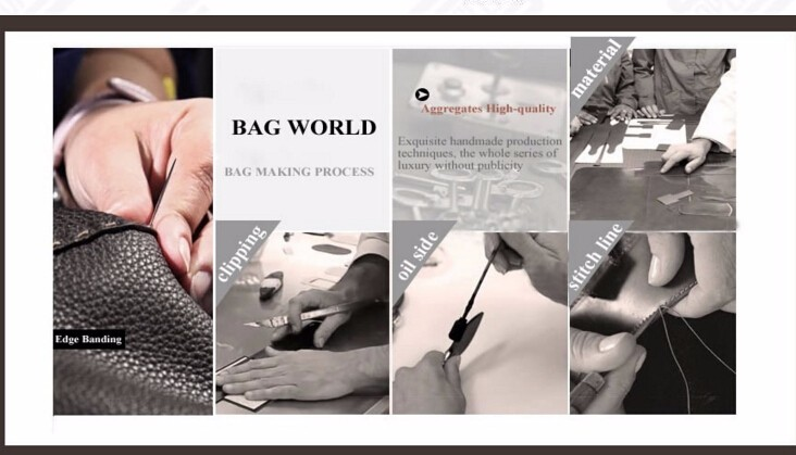 Women Bags Making Process