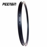 2016 New Strongest All Mountain Bike Rim 26er Carbon Mtb Am Wheels 35mm Outer Width 28mm